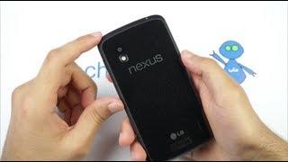 Nexus 4 Review Arabic - معاينة \ مراجعة مفصلة نيكسوس ٤