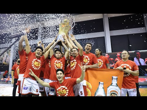 Awarding | PBA Philippine Cup 2020 Finals