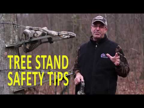 8 Ways To Stay Safe In Your Climbing Tree Stand