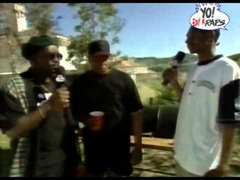 Dr Dre & Snoop Doggy Dogg - Pool Party @ Yo MTV Raps 1993 (HQ)