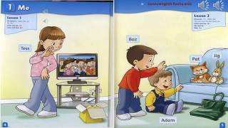 Скачать FIRST FRIENDS 1 FULL BOOK AND AUDIO 1304