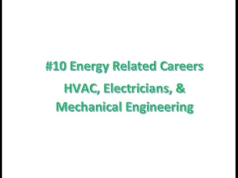 CCSC #10 Energy - HVAC, Electricians, & Engineers