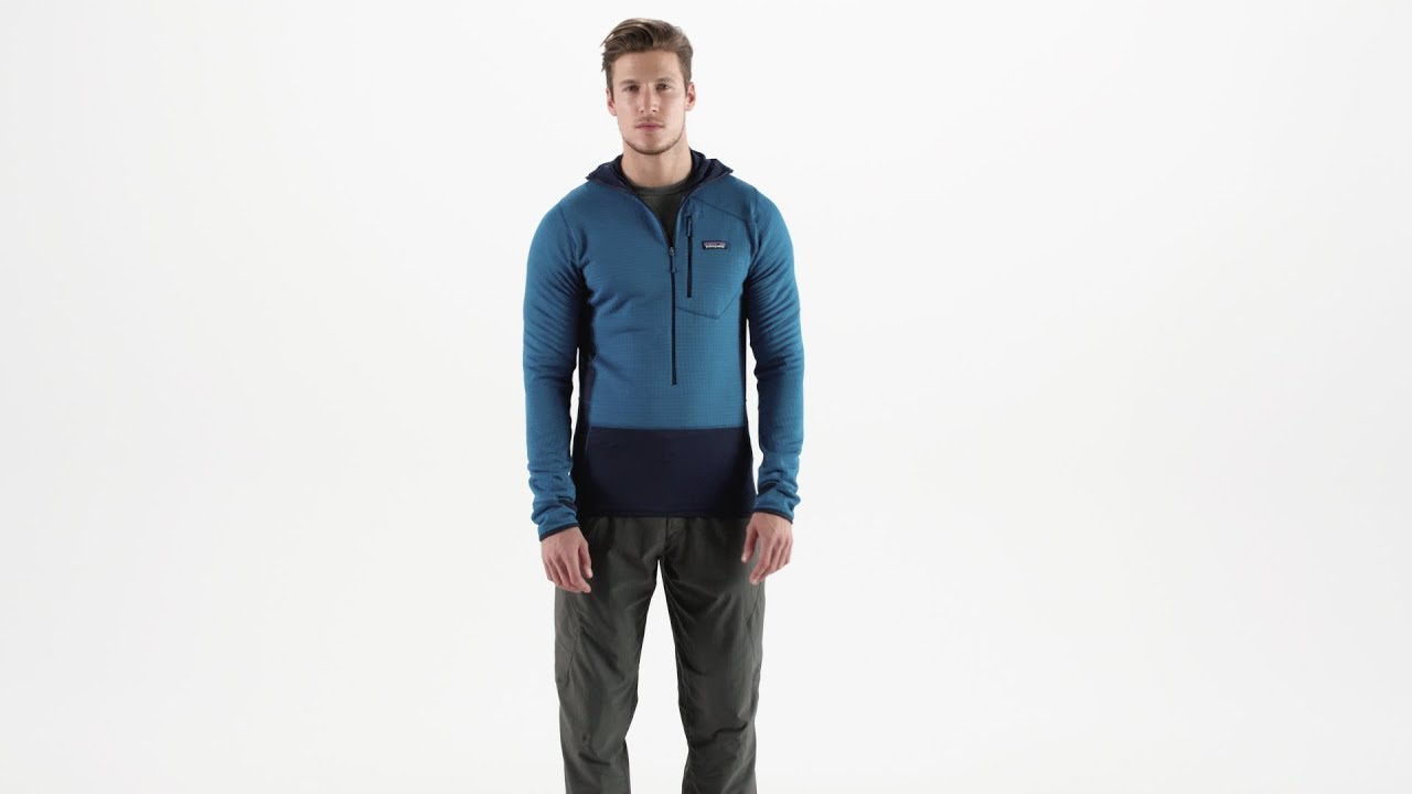 Patagonia Men's R1® Regulator Fleece Pullover Hoody
