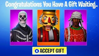 *NEW* GIFTING SYSTEM RELEASE DATE!? HOW TO GIFT ANY SKIN in FORTNITE SEASON 5!