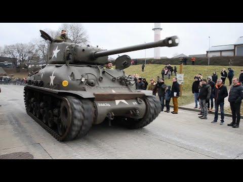 Battle Of The Bulge - 74th Commemoration
