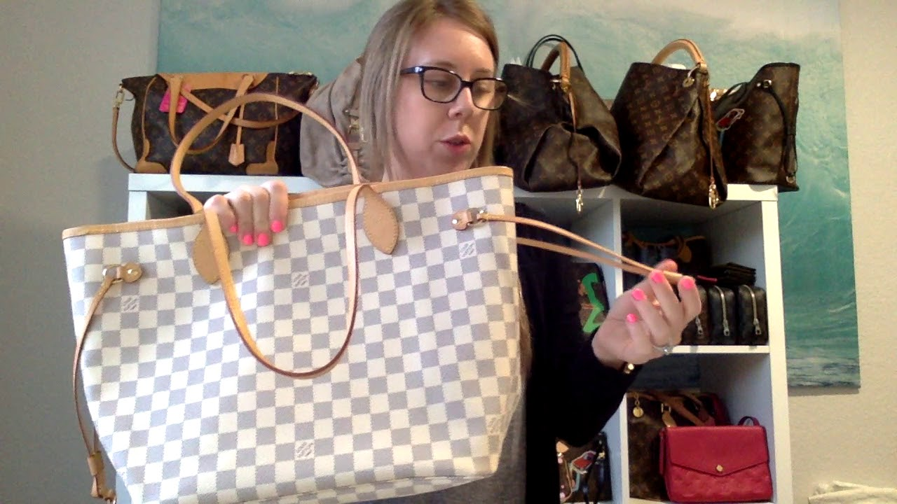 c74d611a3339 Louis Vuitton Neverfull MM Damier Ebene