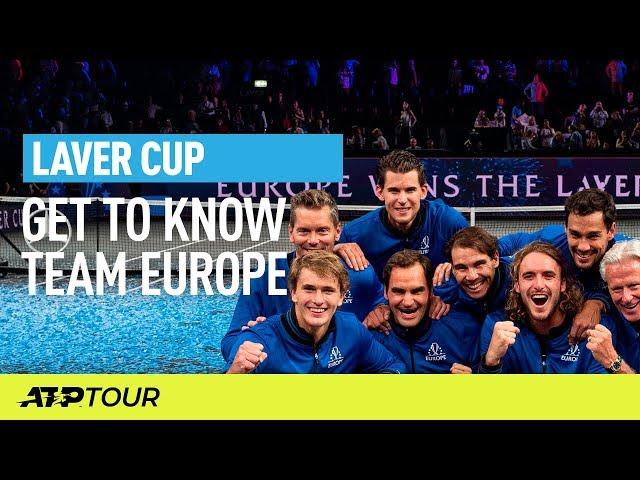 Team Europe Exposed | Laver Cup | ATP