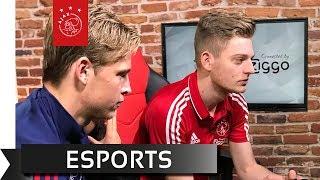 Ziggo eBattle: Dani vs Frenkie de Jong