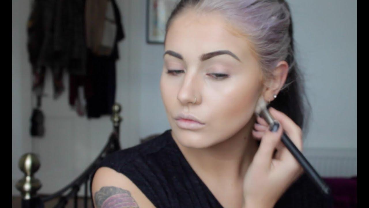 Contour Makeup Tutorial Jamie Genevieve Youtube