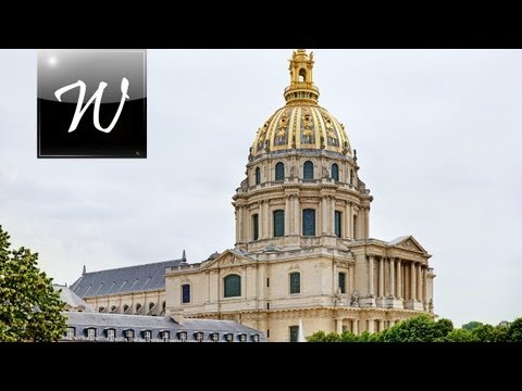 ◄ Les Invalides The Dome, Paris [HD] ►
