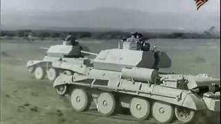 Танки Второй Мировой Войны (Студия Крылья России) Фильм 2
