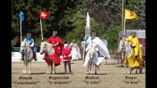 Les Chevaliers des Terres d'Occitanie, association médiévale....