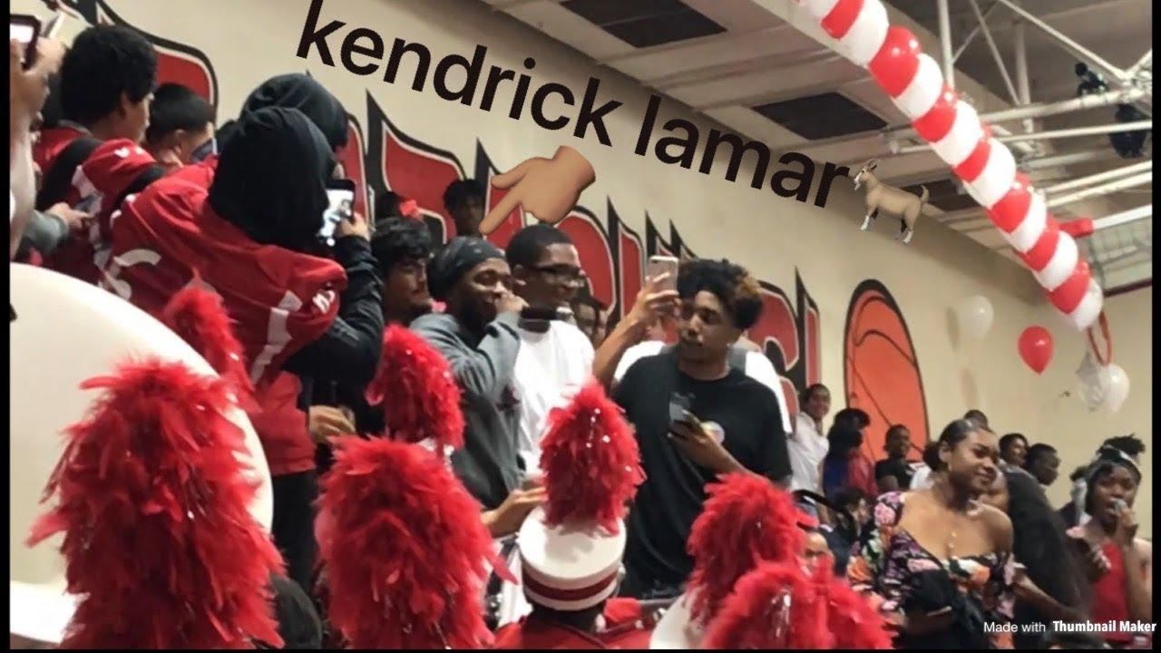 Kendrick Lamar High School