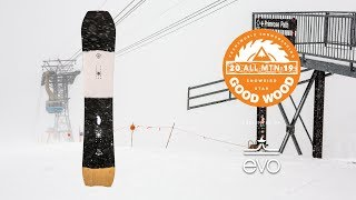 RIDE MTNPIG Review: Men's All-Mountain Winner – Good Wood Snowboard Test 2018-2019