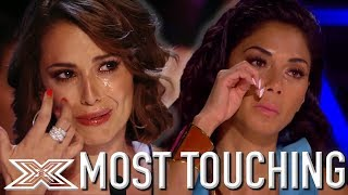 Download lagu Most TOUCHING Auditions on The X Factor UK X Factor Global
