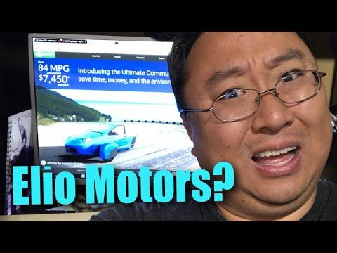 An Elio Motors Rant