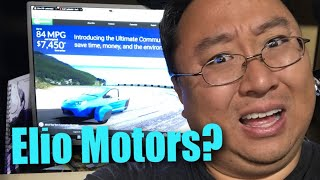 An Elio Motors Rant