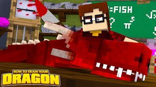 EVIL FIRE NATION EXPERIMENT ON DRAGONS - How To Train Your Dragon w/TinyTurtle