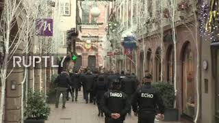 France: Police continue search for Strasbourg shooting suspect