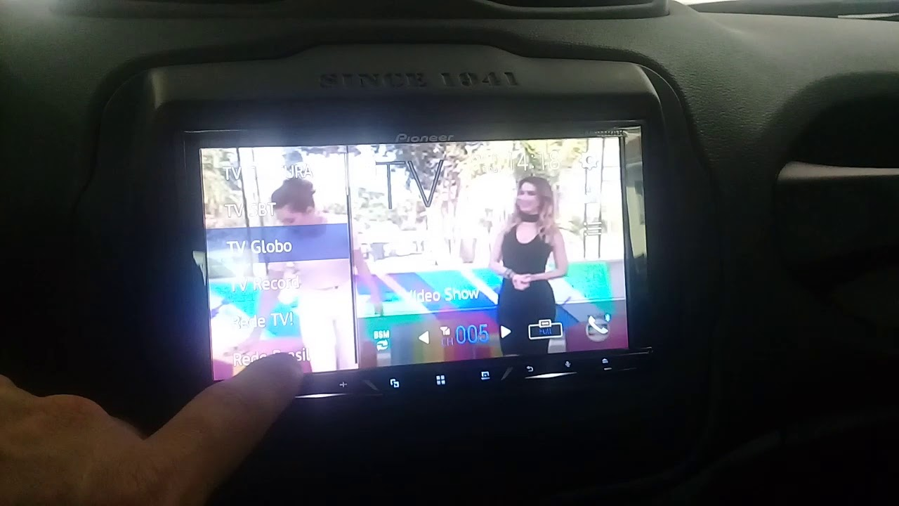 Jeep Renegade Android Auto >> Jeep Renegade PCD 2018 - Central Multimídia Pioneer Android Auto e Car Play - ArtsomAuto - YouTube