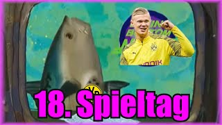 Bundesliga 18. Spieltag portrayed by Spongebob [Deutsch/German]
