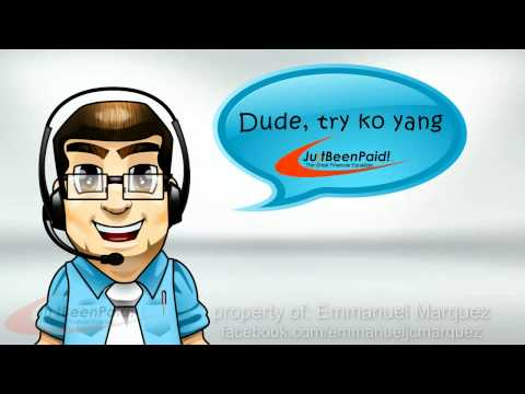 Animation Video Sample (Filipino Language)
