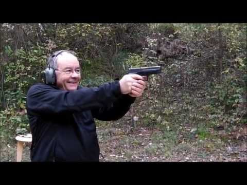 SIG-Sauer P220 en calibre .45ACP
