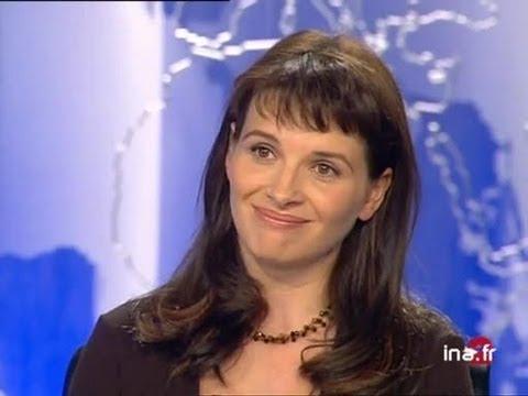 """Invitée plateau : Juliette Binoche à propos des """"Enfants du siècle"""""""