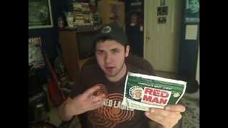 Red Man Original Chew Review