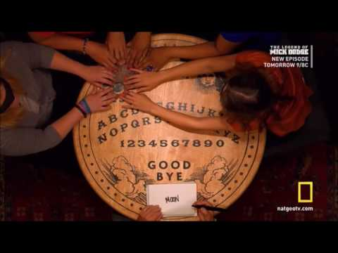 Brain Games - Ouija Board, Ideomotor Effect, and Confirmation Bias