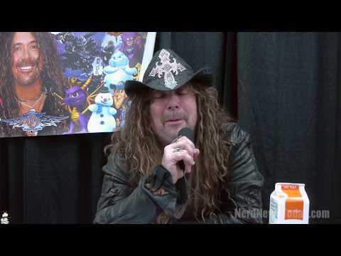 "Jess Harnell talks ""Rick & Morty"", burping on Animaniacs & the origin of his British accent"