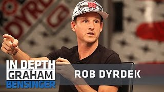 Rob Dyrdek: Why I couldn't walk away from MTV
