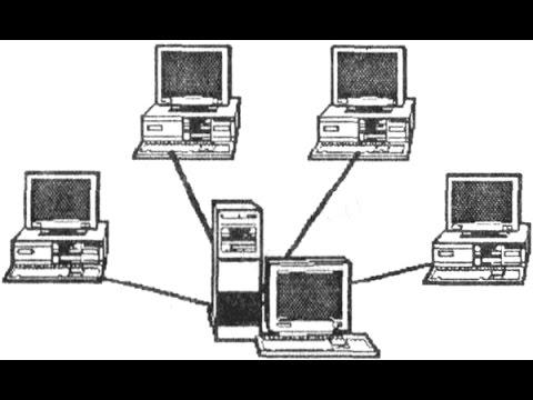 Как настроить локальную сеть на windows