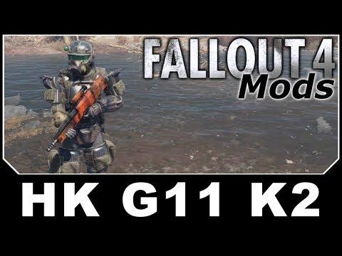 Fallout 4 Mods - HK G11 K2 thumbnail