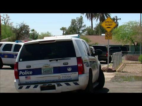 NOW: Phoenix police pursue dangerous driver in SUV