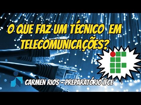 TÉCNICO EM TELECOMUNICAÇÕES