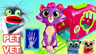 Fizzy the Pet Vet Helps Puppy Dog Pals Hissy