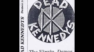 Dead Kennedys - The Virgin Demos 1982