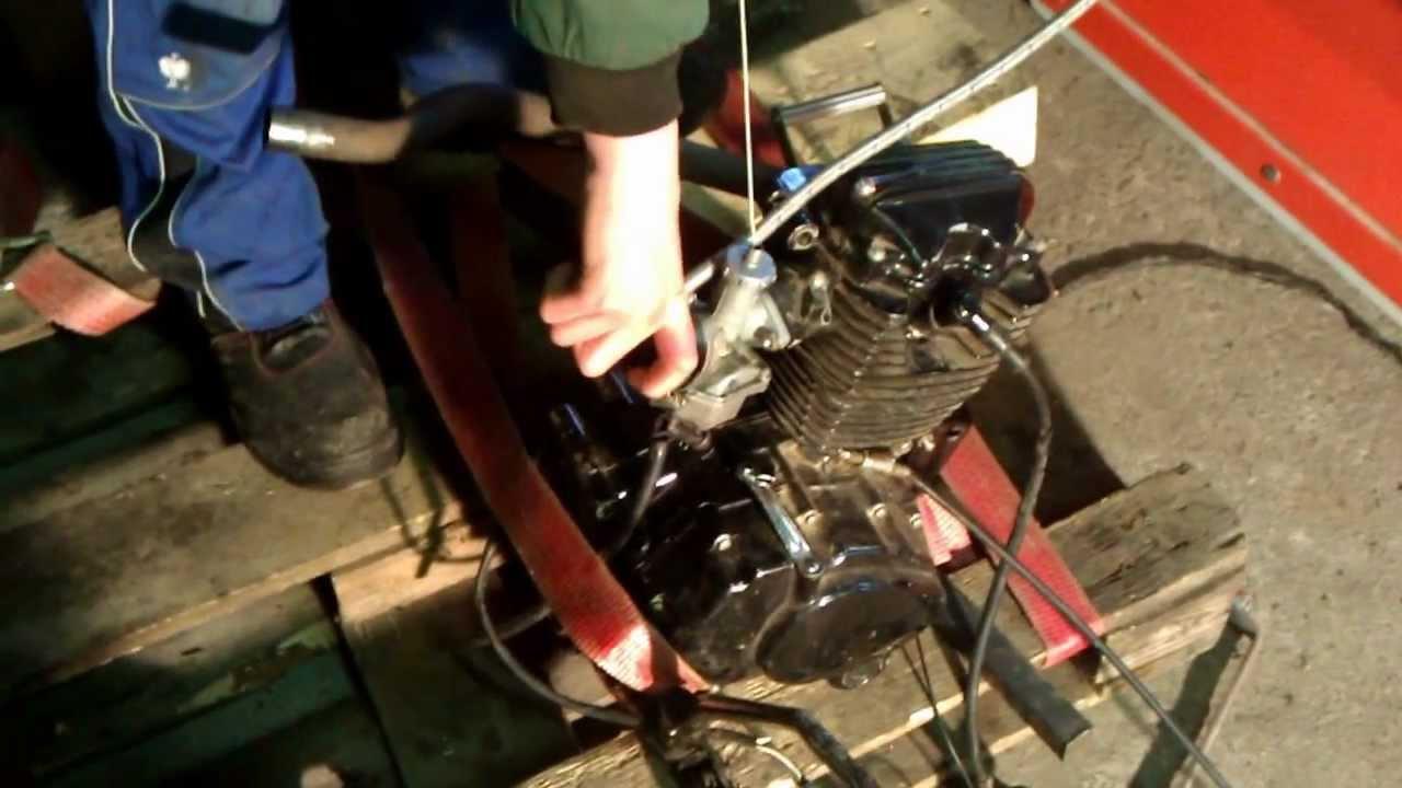 Großzügig Wie Man Einen Pit Bike Motor Verkabelt Zeitgenössisch ...