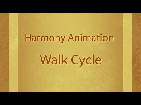 Walk cycle overview