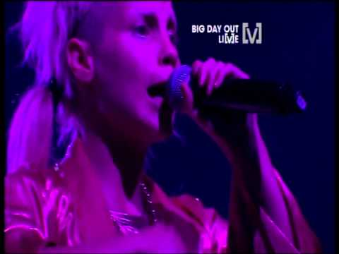 Die Antwoord Live Big Day Out 2011 part 2 Channel V
