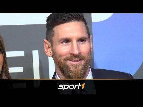 Messi schwärmt von Ronaldo | SPORT1 - DER TAG