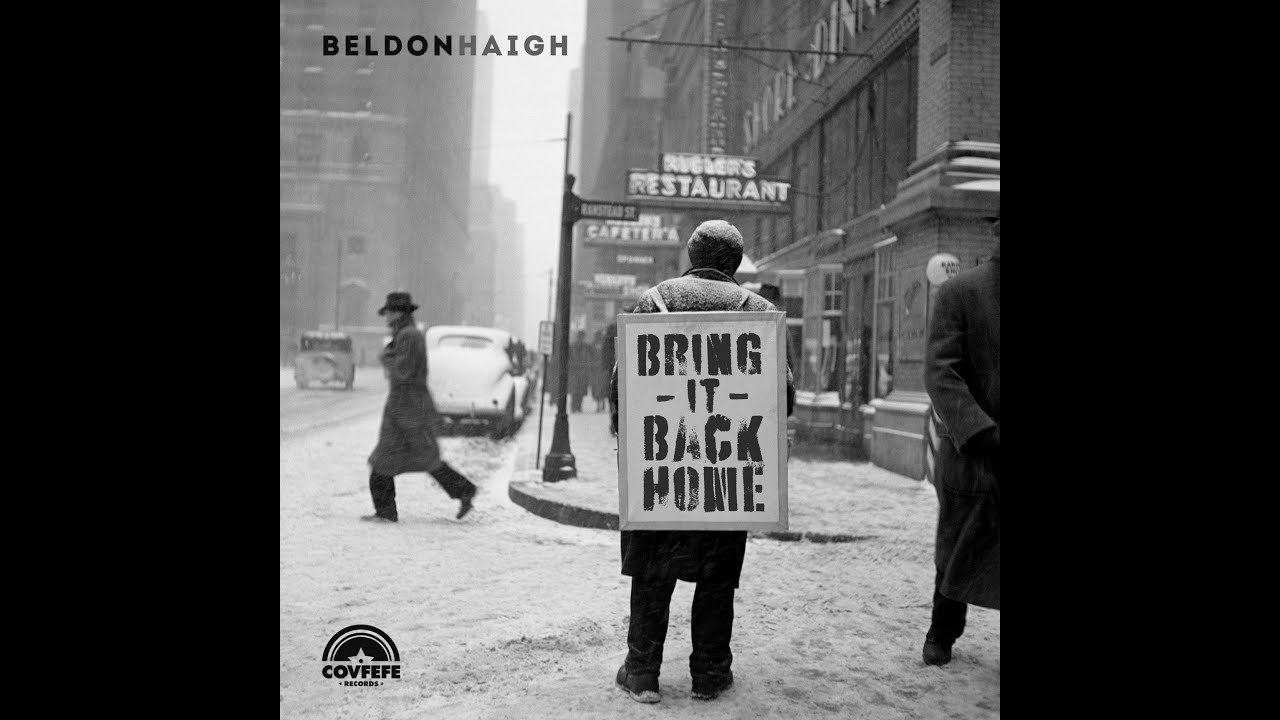 Lockdown session on Beldon Haigh - Bring it Back Home
