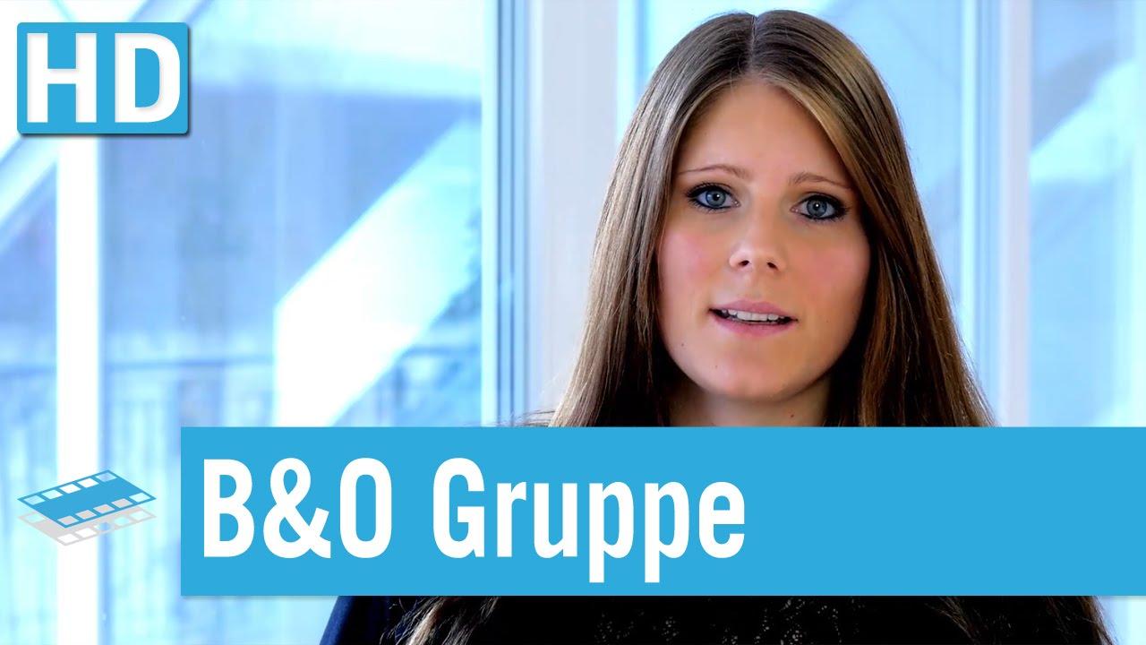 B&O Gruppe | Unternehmensfilm - YouTube