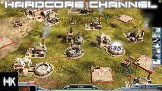Command & Conquer Generals: Zero Hour - FFA - AI Mod - В ловушке