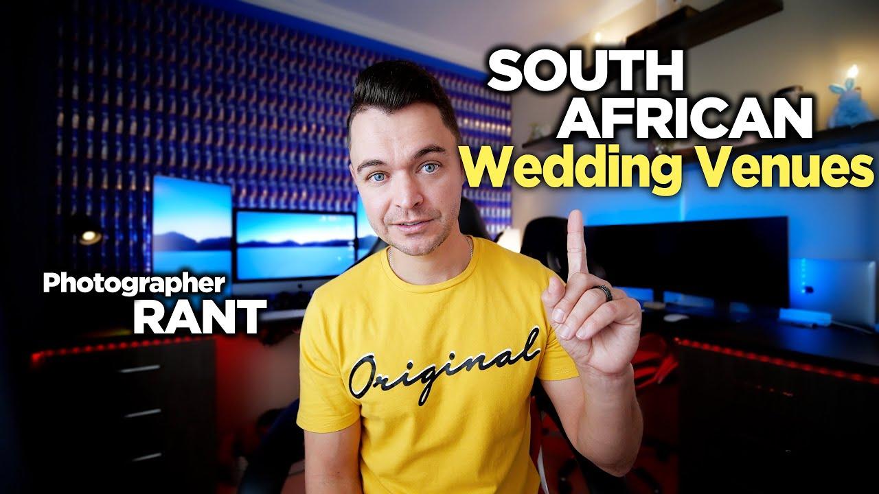Dear South African Wedding Venues!