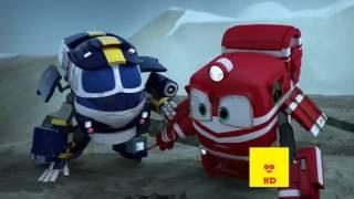 NOVO episódio: Robot Trains - Kay e Alf - Desenho HD Dublado em Português ➭ kidtoon HD
