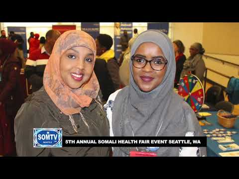5th Annual Somali Health Fair Event Somali Health Board Seattle, WA