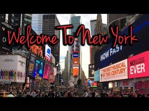 Manhattan hat mich - New York City Vlog #1 - 2017 | 30somethingTV