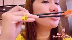 Train sushi  | Sushi Express | sashimi | taiwan foods